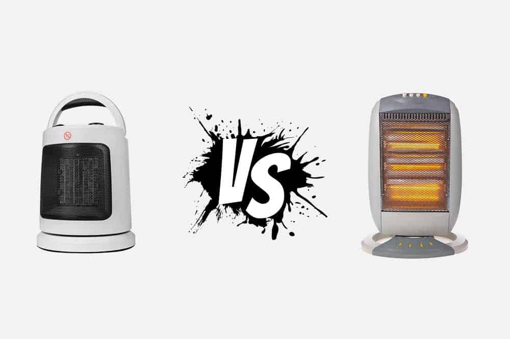 Ceramic Vs Radiant Heater Guide Pros Amp Cons Which Is Best