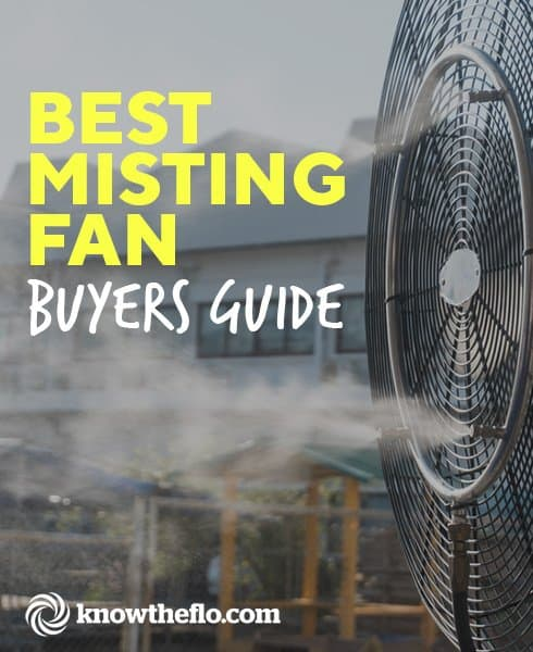 best misting fan buyers guide pinterest