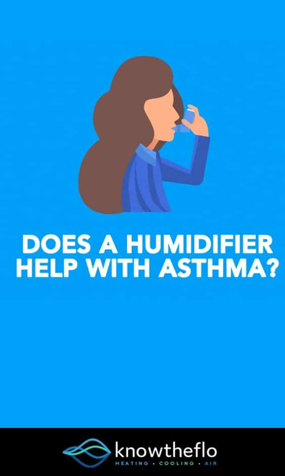 Does a humidifier help with Asthma?